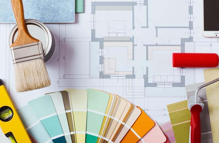 Les équipements nécessaires pour un artisan peintre en bâtiment